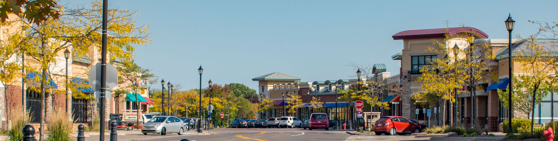 Silver Lake Village Shopping Center