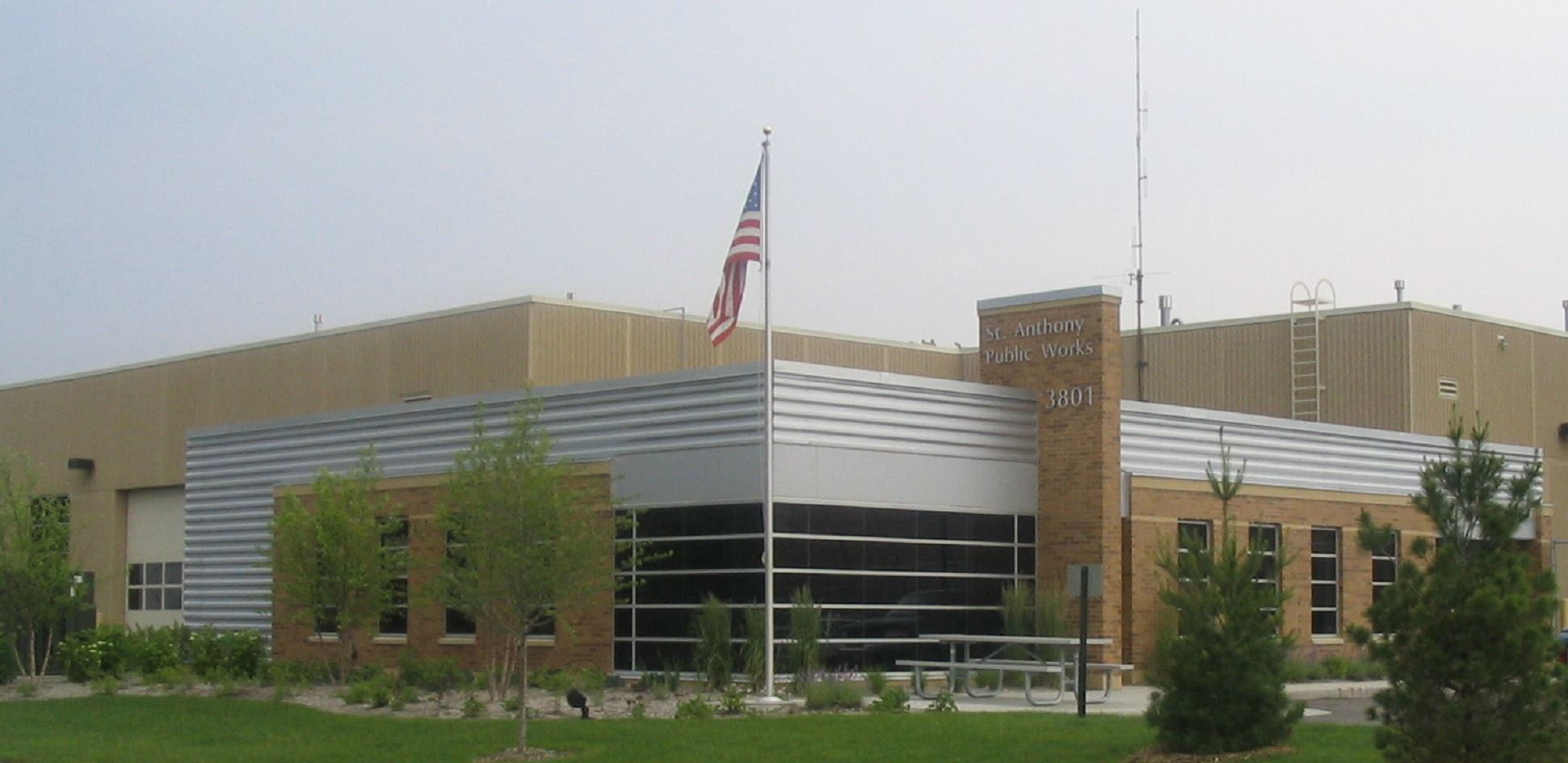St. Anthony's Public Works Facility